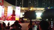 柳州文化艺术中心 文艺会演,众多市民热情围观