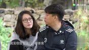 黄磊问惠若琪:你们的金牌是纯金的吗?惠若琪:外面镀的!