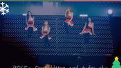 "【BLACKPINK】粉墨全员""贱女孩""造型,深情翻唱《Last Christmas 》"