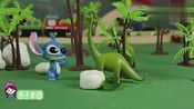 启蒙玩具故事 星际宝贝史迪奇和小恐龙