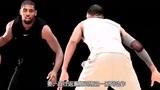 超级控卫炼成记:德鲁大叔欧文篮球教学!