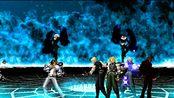 【MUGEN】新版-另一个京先生(专场) VS 最强少爷队(新人物重生nao登场!)