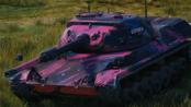 [Lacho WoT Replays] 坦克世界 豹 原型 A - 7杀 0.98万伤害