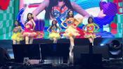 【Red Velvet】美国洛杉矶演唱会高清饭拍舞台 blue lemonade