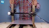 DIY3D打印机!看高手如何自己制作高科技打印机?
