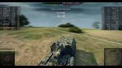 【wot】坦克世界lod解说 gc炮刺刀1v2翻盘