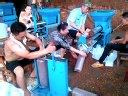 视频: 随州庆丰 装袋机扎口机视频 15072951888