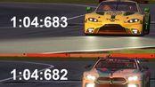 0.001秒的差距-BMW M8 VS Aston Martin Vantage
