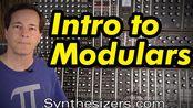 模块化合成器入门教程 by Synthesizers.com