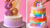 十大美丽蛋糕教程|最佳彩色蛋糕装饰创意|美味蛋糕设计2020【Tasty Plus】 - 20200215