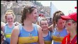 [山西新闻联播]中国-临汾国际名校赛艇挑战赛开赛
