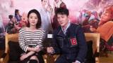 最近赵冯两人突然公布了结婚证照片,向我们宣布了喜讯