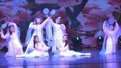 """""""中国娃·最中国""""全国校园舞蹈融媒体新春汇演《花间梦》"""