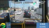 @徐州公交 25路第一视角【不完全版】up主从小到大做过最多的公交车