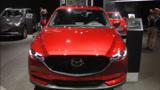 全新马自达CX-5亮相海外车展,新老两款你更喜欢哪个款?
