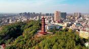 实拍千万人口的江西赣州,是江西省面积最大人口最多的城市