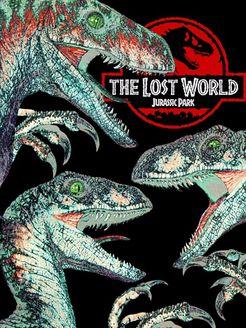 侏罗纪公园2(失落的世界)