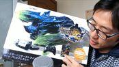 比《怪物猎人 世界》更好的是《3G HD》:纪念逝去的水战