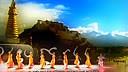 男女藏族群舞《弦歌悠悠》荷花奖精品民间舞图文版