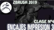 【ZBrush】【中文字幕】如何为3D打印创建花边