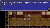 WSC最终幻想2代英文版演示 剧情对话菜单都是英文