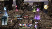 【最终幻想14 E4s 赤魔视角】自认为发挥的还行的一把 Act:13338.36 Rd 13400