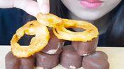 【ann-a//r】巧克力脆皮冰淇淋