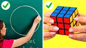 [5-Minute Crafts VS]WHAT IT MEANS TO BE LUCKY