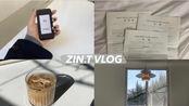 【治愈生活】 zin.t   字幕   韩国 日常 学习 咖啡 生活记录   VLOG 2019.11.26