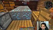 我的世界酱爆盖亚12 钻石级稿子升级,咸鱼第一步:拆解台来了