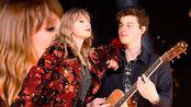 糖果色的神仙组合!霉霉 X 萌德 Taylor Swift - Lover Remix Feat Shawn Mendes