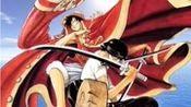 海贼王:尾田早有伏笔,将来打败四皇香克斯的不是路飞,而是索隆