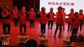 青岛市崂山区大拇指幼儿园2019元旦晚会圆满成功中班