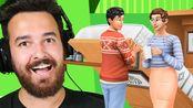 【葡萄吃月饼|搬运】模拟人生4系列 模拟人生4:温馨小居反应 The Sims 4 Tiny Living REACTION by James Turner