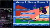 【搬运】NES雪人兄弟-世界记录17分17秒速通-20190319