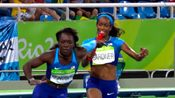 田径女子4X100米史上第一次重赛,就想知道凭什么?
