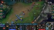 LCS h2k gaming vs g2 esports - game 2 s6 eu lcs summer 2016 week 3 day 1—在线播放—优酷网,视频高清在线观看