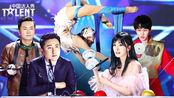 中国达人秀 第6季家庭主妇为练气息每天高强度锻炼,金星亲自为她挑选演出服