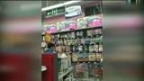 超市起冲突男子遭女子怒扇 短短10秒被掌掴7次