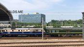 【中国铁路】客车T236(苏州—重庆北)南京站5道停车 注:T236在南京站发车要变更车次为T237,T235/6/7/8于7.10以调整为昆山始发