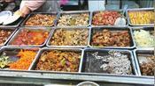 广西柳州的老牌公园快餐店,一荤两素11元,菜品、味道确实要好些
