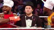 WWE-18年-SD第998期:新希望举办鸡蛋饼烹饪秀 标杆兄弟砸场摧残无辜厨师-花絮