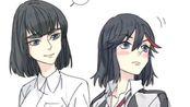 Ryuko x satsuki