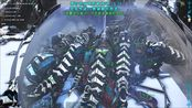 《ARK》-萌新进化(记录篇)孤岛中等猩猩