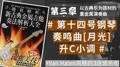 《新古典金属吉他》第三章-第十四号钢琴奏鸣曲【月光】升C小调