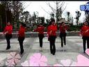 重庆渝北空港明月广场舞忘不了草原忘不了你