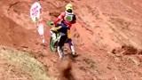 惊险刺激的山地摩托车越野挑战赛,外国人少是有原因的!