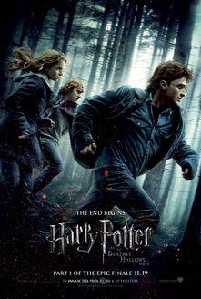 哈利·波特7(死亡圣器上)