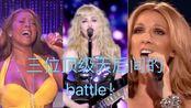 【慎入!】【三大顶级天后间的battle!】牛姐Mariah Carey麦奶Madonna席帝celine dion黄霄云毛不易我是歌手