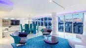 Luxury Home | 迈阿密海滩时尚海景公寓顶层套~1100 West Ave #TS 2/3, Miami Beach(迈阿密 / 弗洛里达州)
